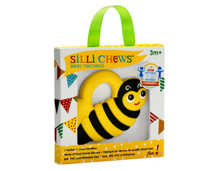 Silli Chews Buzz Bee Teether