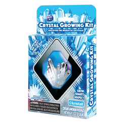Crystal Growing Kit Quartz Crystal Shape