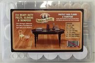 Parker & Bailey Whole home Felt / Slider / Bumper 214 unit Kit