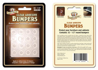 Parker & Bailey Clear Adhesive Bumpers: 32 Pack