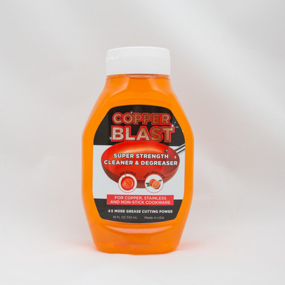 Copper Blast.  18 FL OZ.