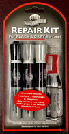Parker & Bailey Repair Kit for BLACK &  GREY surfaces.   3 Markers, 3 Filler sticks, 1 sharpener