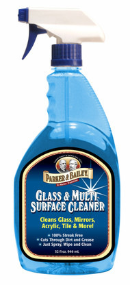 Glass Amp Multi Surface Cleaner Parkerbailey Com