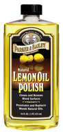 Natural Lemon Oil Polish 16oz