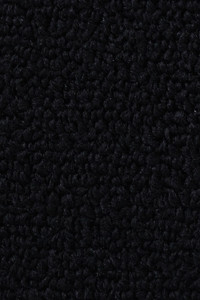 "100% Nylon ""Detroit"" Automotive Loop Carpet - Black"