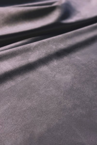 Passion Suede Charcoal