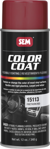 SEM Color Coat Paint - Firethorn Red 15113