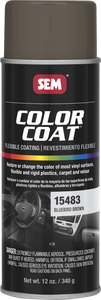 SEM Color Coat Paint - Bluebird Brown 15483