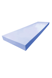 "2"" - 2250 Blue Polyurethane Foam (Sheet)"