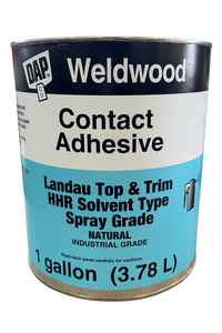 DAP Weldwood Contact Adhesive (Gallon)