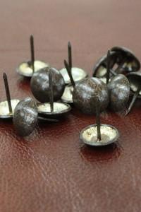 """1050 Decorative Upholstery Tacks 7/8"""" Head (Box 200)"""