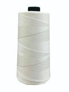 American and Efird Permacore Thread - White Tex 80 1LB