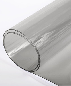 Clear Plastic Vinyl - 40 gauge