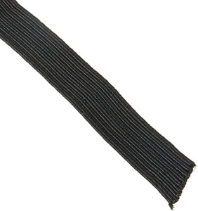 "1"" Flat Braided Elastic Webbing (Roll)"