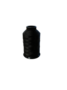Black Serabond UVR B92 Thread (8 oz cone)