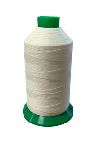 White Serabond UVR B92 Outdoor Thread (16 oz cone)