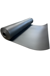 "3/16"" Volara Closed Cell Foam Type A - Black"