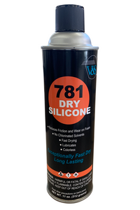 781 Dry Silicone Spray