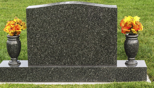 Companion Upright Monument Budget Caskets And Monuments