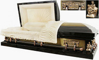 "M8217 FS ""Pieta""  18-gauge protective metal casket"