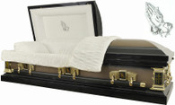 M8384 FS 18-Gauge protective metal casket