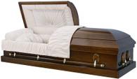 W8780 FS Solid Poplar casket