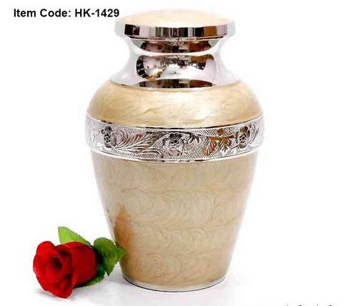 Urn HK 1429 Bronze