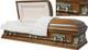 W-8671-FS  PIETA  Veneer wood