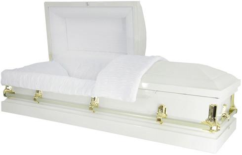 M-4215-FS SOFIA 20 Gauge  non-protective The ideal casket