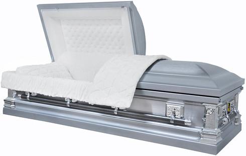 M-6305B-FS 18 Gauge protective metal casket