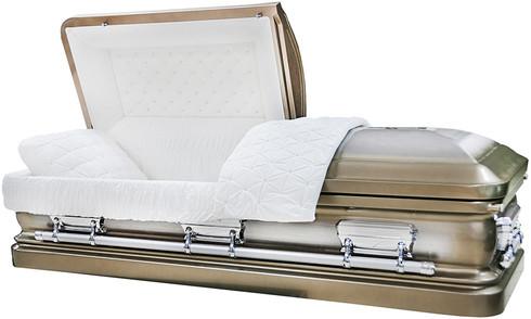 M-7319-FS 18 Gauge protective metal casket