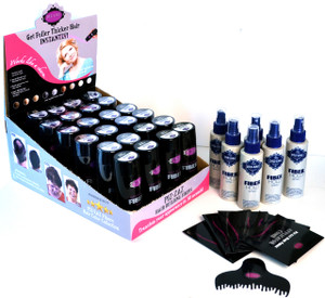 Piz-Zaz Display Box Includes 24 Containers + Free Gifts - Salon Deal!