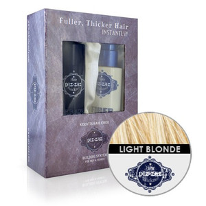 Hair Fibers & Spray Kit - L. Blonde