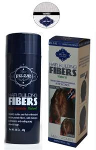 Hair Building Fibers -White