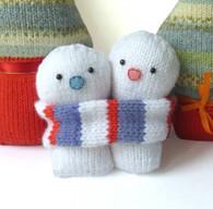 Snowman Knit Kit