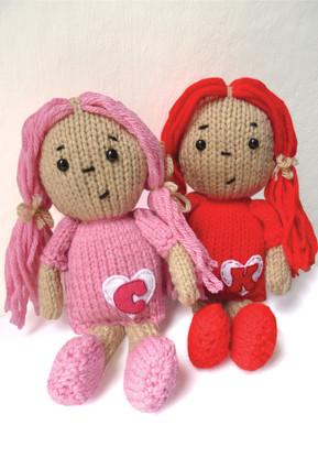 Personalised Dolly Knitting Kit