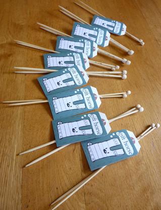 4mm bamboo knitting needles