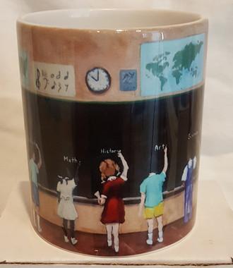 Subjects Matter-Collectible Art Mug $19.95