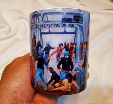 Bloody Sunday Collectible cup