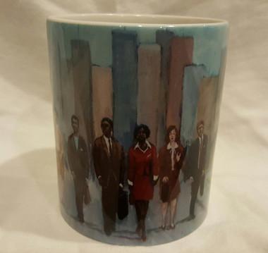 Road to Success-T. Ellis Collectible Art Mug $19.95