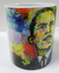 Obama, the 44th President-T. Ellis Collectible art mug  $19.95