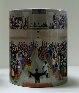 Jubilee Sunday-T. Ellis Art Mug $19.95