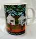 """We own this Land"", T. Ellis collectible art mug  $19.95 www.tellisfineart.com"