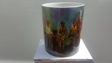 Jazz Magic Art Cup Collectidle  $19.99