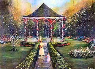 Garden Walk-