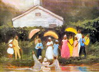 Old Fashion Baptism