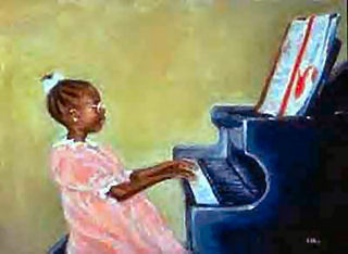 The Little Pianist 2