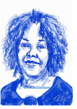 "Ruby Bridges, 17x11 T. Ellis signed digital print $30.00 www.tellisfineart.com  Ruby Bridges was the first African-American child to attend an all-white public elementary school in the American South.  http://www.biography.com/people/ruby-bridges-475426  Black History...American History | Celebrating Black History through Technology and Art   For Immediate Release Media Contact:Carolyn M. Thibodeaux, Children's & YA Librarian Port Arthur Public Library 4615 9th Ave Port Arthur, TX 77642 (409) 985-8838 ext.2237 Port Arthur Public Library Commemorates Black History Month through Art-STEM ( STEAM) Port Arthur Texas - In commemoration of Black History month, The PAPL is elated to exhibit the Art of leveraging Science Technology and History through art and technology featuring a comprehensive collection of artwork from Ted Ellis featuring 29 Drawings of African Americans including biographies of 29 African Americans created with the use of Samsung technology on their Galaxy Note 5 mobile phone. This will be a first exhibit of its kind in the PAPLs History. The exhibit starts February 1 through Feb. 29, 2016 with a free opening reception scheduled Thursday February 11, 2016. Fueled by his passion for his family and his heritage; enabled by his artistic skill and commitment to excellence, Ted Ellis paints ""subjects that are representative of the many facets of American life, particularly, African-American culture and history"" as he knows It. ""I like to think of myself as a creative historian. I was put here to record history…all aspects of American culture and heritage. My sole purpose has always been to educate through my art."" With more than 30 years in the arts industry. Ted is not only a talented and creative artist he is fully capable of capturing the tone and significance of momentous events in a timely manner. Ted Ellis Fine Art is synonymous to the American experience, not just from the African American's perspective but from a cultural and iconic Ideal.Ellis recently presented ""Bloody Sunday-Selma, 1965"" at the 50th Anniversary Commemoration Event. Learn more about T. Ellis,www.tellisfineart.com. For more information on the Art-STEM ( STEAM) and how you can support this event, please contact the Port Arthur Public Library (409) 985-8838 ext.2237"