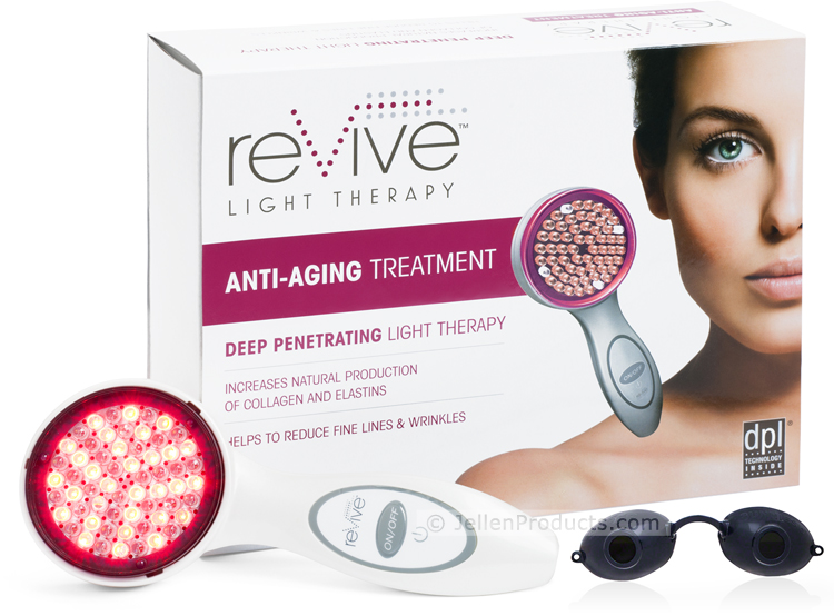 reVive Red Light Treatment For Aging Skin