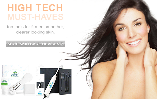 Jellen Skin Care Devices and Home Facial Tools